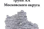 Справочник групп Москвы и МО